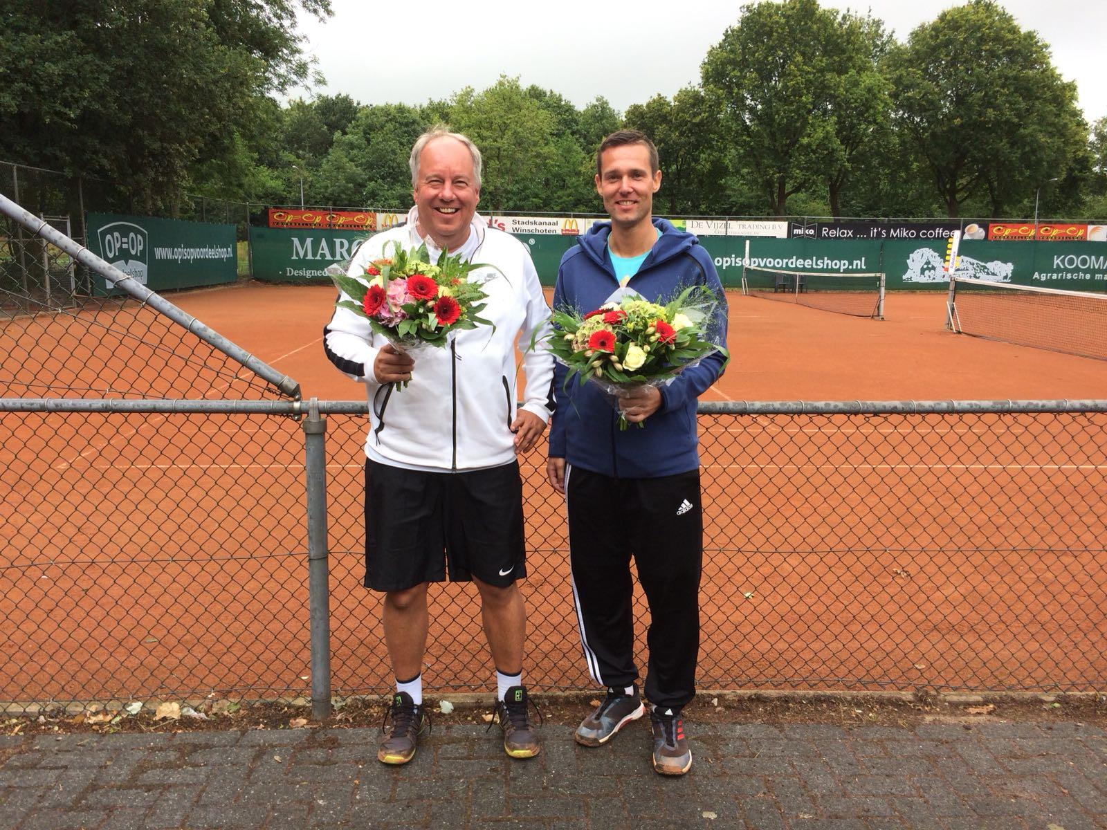 Guus en Sven winnaar HD7