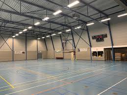 Sporthal de Spil Nieuwe Pekela
